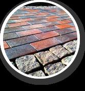 Сравнение вибропрессованной или вибролитой тротуарной плитки