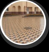 Тротуарная плитка, как материал для облагораживания территории